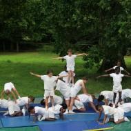photo enfants gymnastique