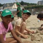 enfants colonie les calots verts
